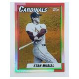 2013 Topps Stan Musial 93/199 #185