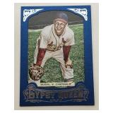 2014 Gypsy Queen Blue Frame Stan Musial /499