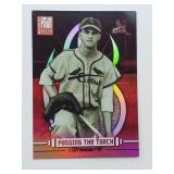 2003 Donruss Elite Passing The Torch Stan Musial /