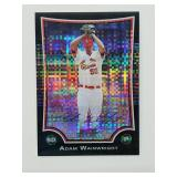 2009 Bowman Chrome Adam Wainwright /250 #137