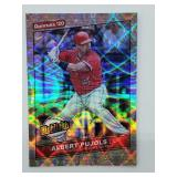 2020 Donruss Highlights Albert Pujols 562/999 H-3