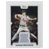 2008 Topps Mark Mulder Jersey Relic Card RR-MM