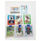 Lou Brock Lot W/ Inserts