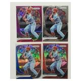 2020 Panini Prizm Matt Carpenter Color Variation L
