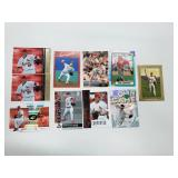 Chris Carpenter Lot W/ Inserts