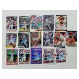 Matt Carpenter Lot W/ Inserts