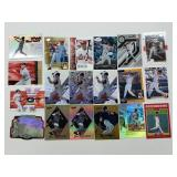 Jim Edmonds Lot W/ Inserts & #ed
