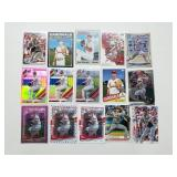 Jack Flaherty Lot W/ Inserts