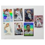 David Freese Lot W/ Rookies & Inserts