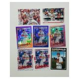 Jordan Hicks Lot W/ Inserts