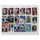 Mark McGwire Lot W/ Inserts