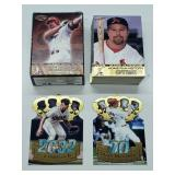 1998 Pacific Mark McGwire & Sammy Sosa Set