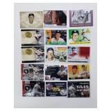 Stan Musial Lot W/ Inserts