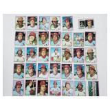 1978 Topps St Louis Cardinals Lot