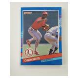 1991 Donruss St Louis Cardinals Team Set Lot