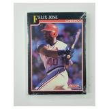 1991 Score St Louis Cardinals Team Set Lot