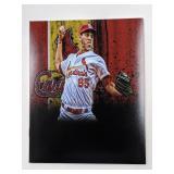 Giovanny Gallegos STL Cardinals Digital Art Print