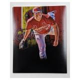 Evan Kruczynski STL Cardinals Digital Art Print
