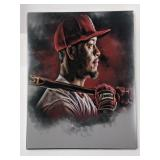 Edmundo Sosa St Louis Cardinals Digital Art Print