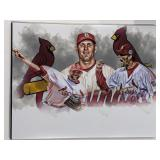 Braden Looper St Louis Cardinals Digital Art Print