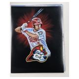Dylan Carlson St Louis Cardinals Digital Art Print