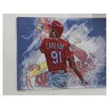 Dylan Carlson St Louis Cardinals Digital Art Print