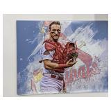 Andrew Knizner STL Cardinals Digital Art Print