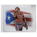 Yadier Molina St Louis Cardinals Digital Art Print