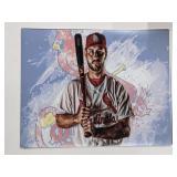 Paul Dejong St Louis Cardinals Digital Art Print
