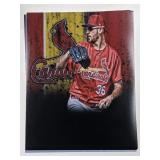 Austin Gomber St Louis Cardinals Digital Art Print