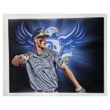 Nolan Gorman St Louis Cardinals Digital Art Print
