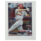 2017 Bowman Chrome  Harrison Bader RC