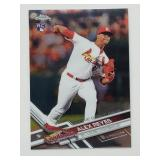 2017 Topps Chrome  Alex Reyes RC