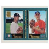 2000 Topps Adam Wainwright Rookie Card #355