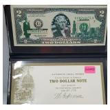 2003-A IL $2 Dollar US Note
