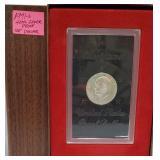 1971-S 40% Silver Proof Ike $1 Dollar