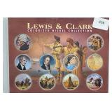 Lewis & Clark Colorized Nickel Collection
