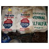 CO-OP Indiana Seed Sacks