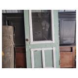 Door, Headboard