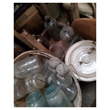 Ball Jars and Treasures