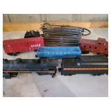 Lionel Train, Transformer, Tracks