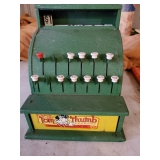 Tom Thumb Toy Cash Register