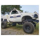 Deputy Pickett Dirt Drag Truck 360 Power House(w/res)