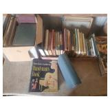 Vintage Books, Recipe, Manuals