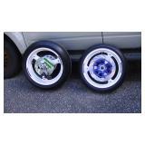 New GSX-R Rims & Tires w Break Discs & Sprocket