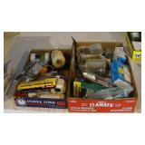 Lot of Tools Mastercraft Rotary Tool Drill Bits ++