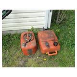 Gas Boat Tanks