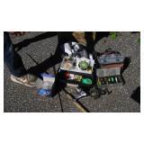 Tackle Box Fishing Rods ++++++