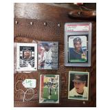 Baseball Cards Incl. Emmitt Smith