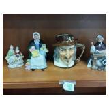 Glassware Figurines